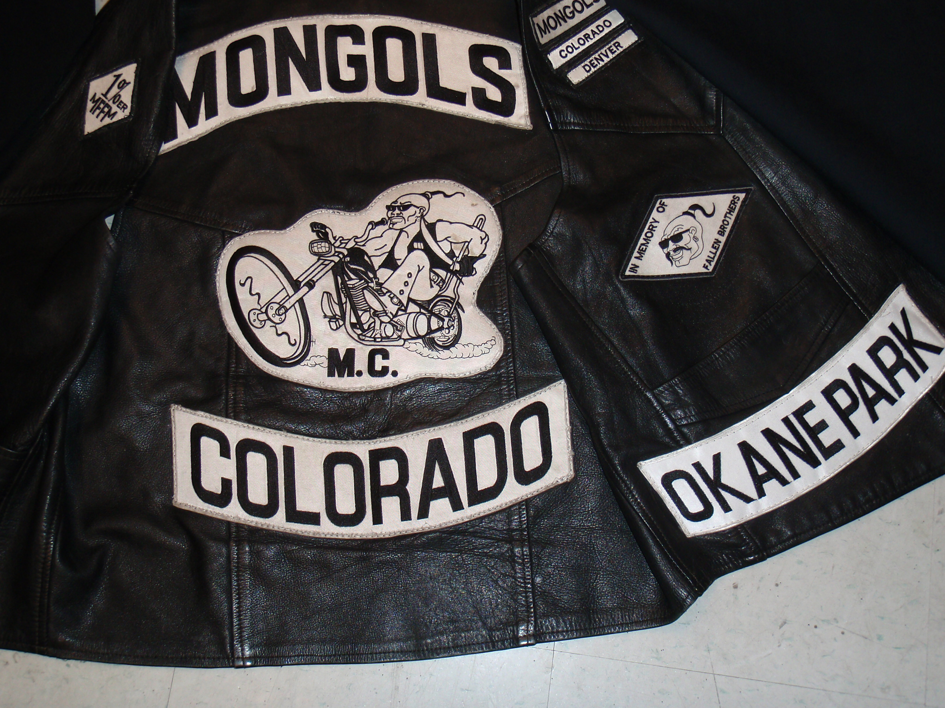 US Mongols patch over Australian Finks gang - SMHcomau