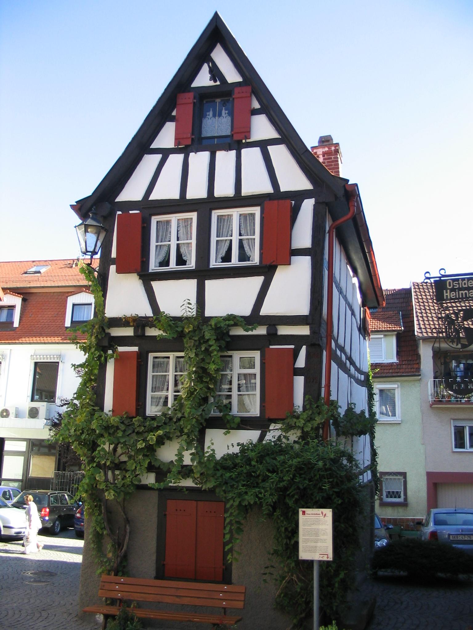 Fachwerkhaus for Fachwerkhaus modern