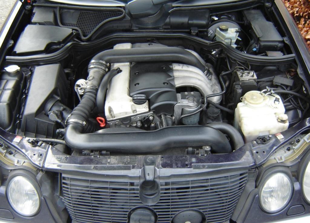 Mercedes Benz Om601