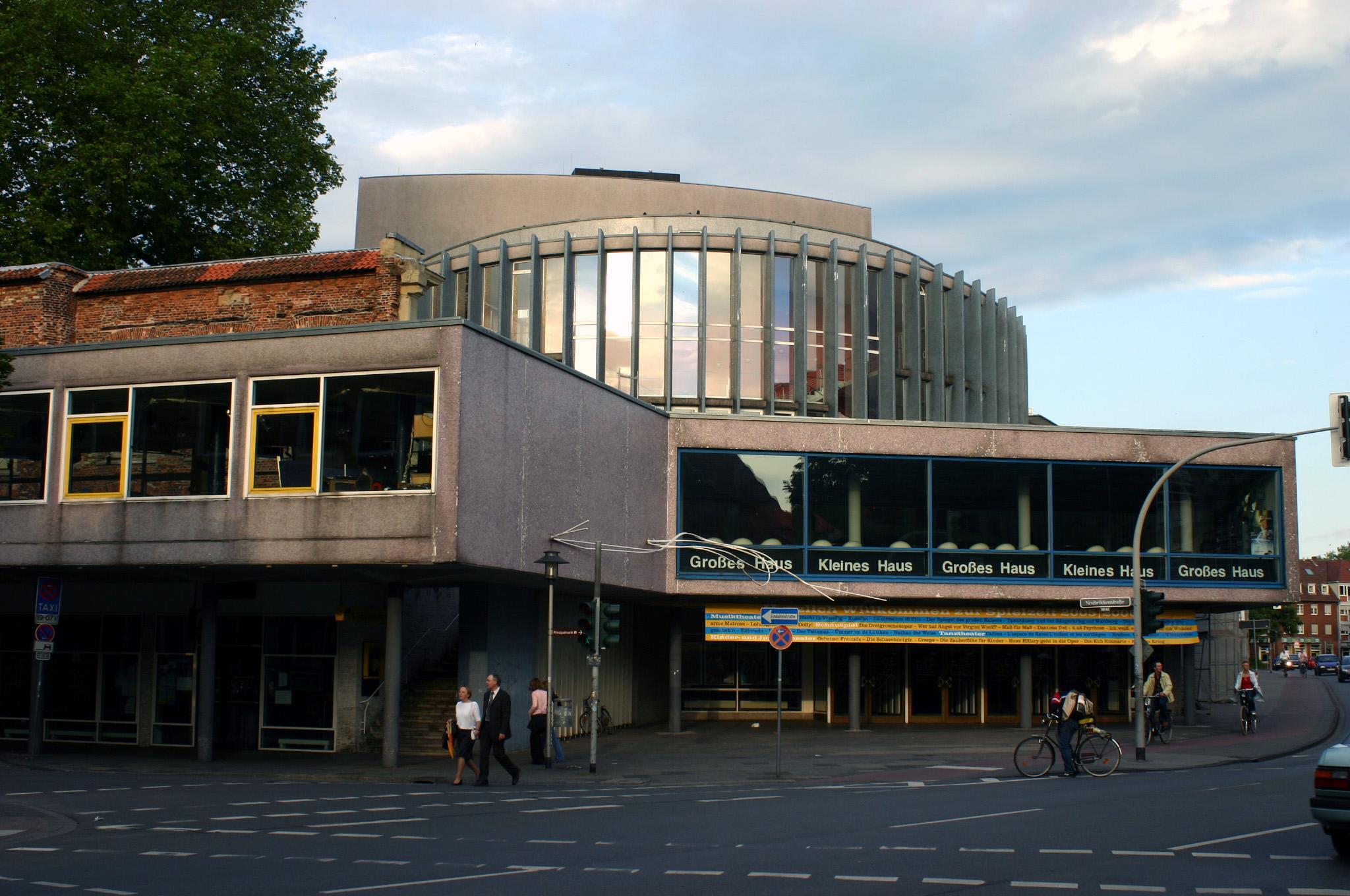 Cinema Münster städtische bühnen münster