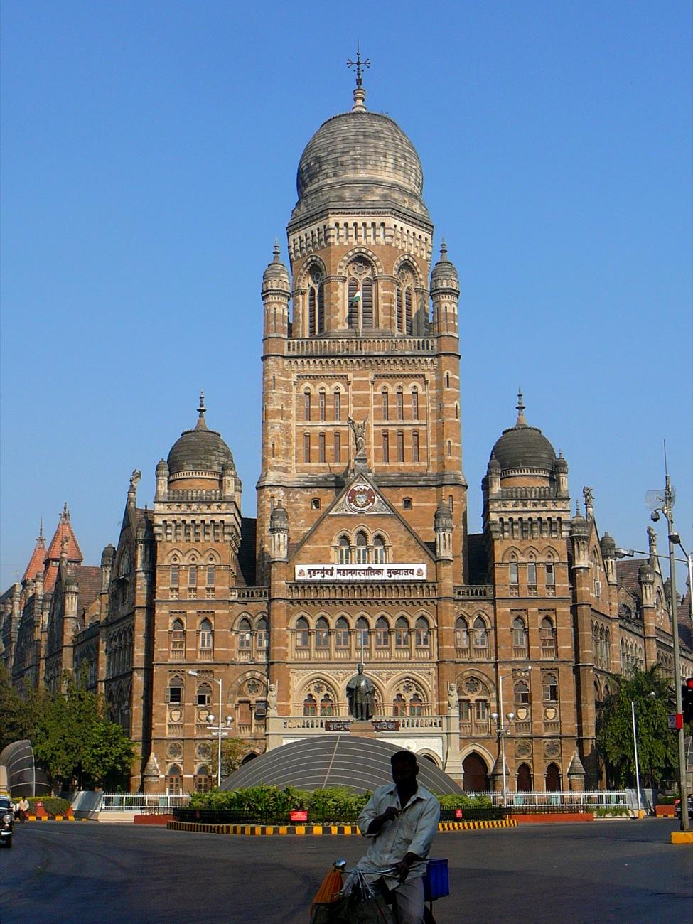 British Empire India Buildings