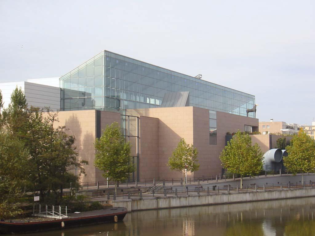 Mus e d art moderne et contemporain de strasbourg - Musee d art moderne strasbourg ...
