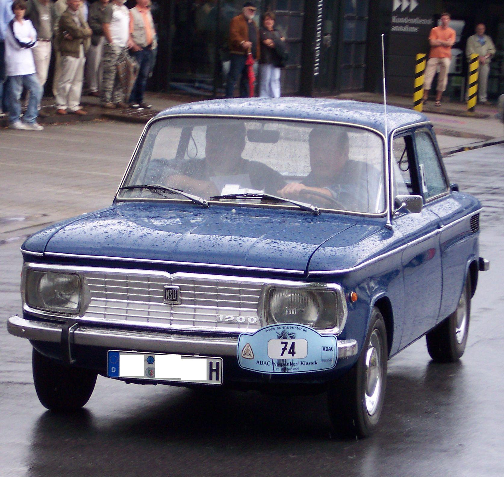 NSU 1200
