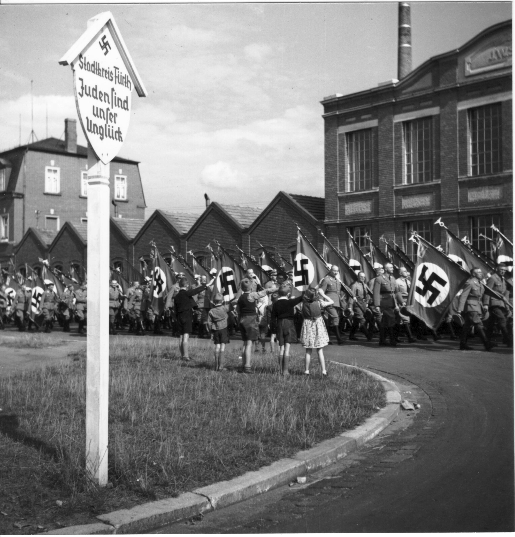 Holocaust for Architektur ns zeit