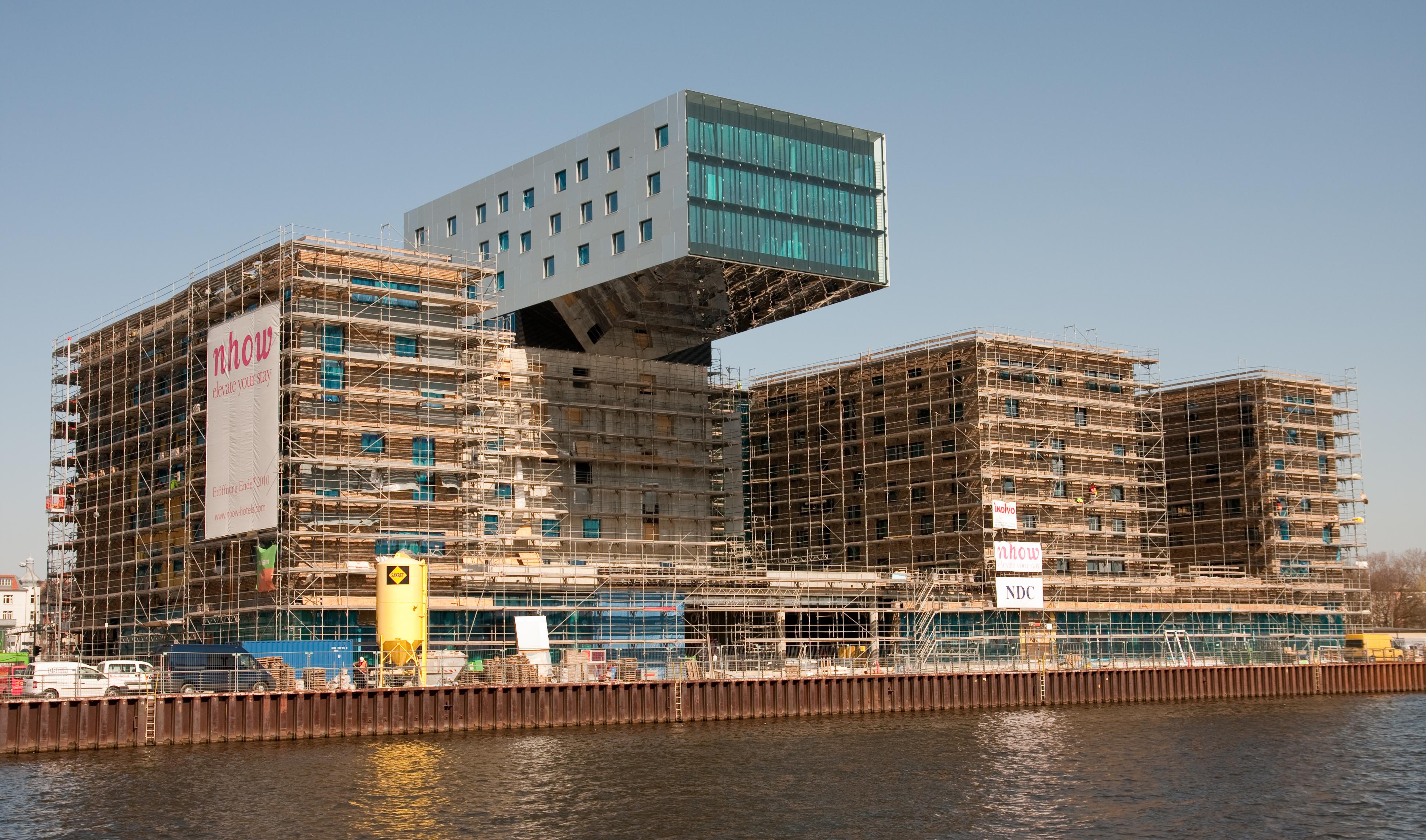 Nh Hotel Berlin Stralauer Allee