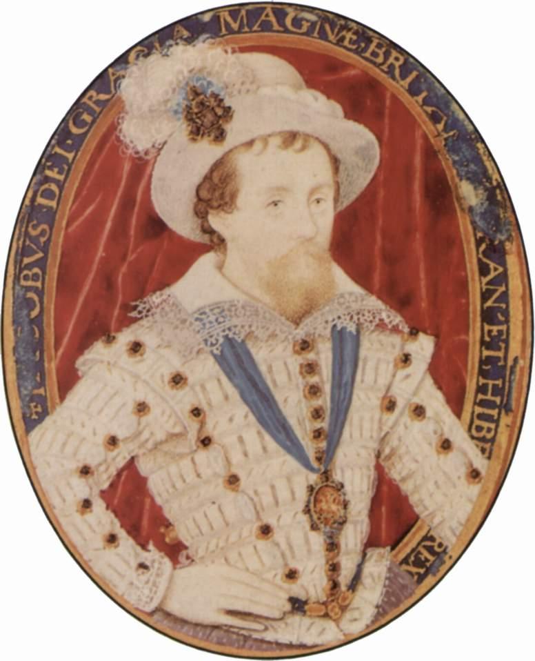 Portrait Miniature of Elizabeth I