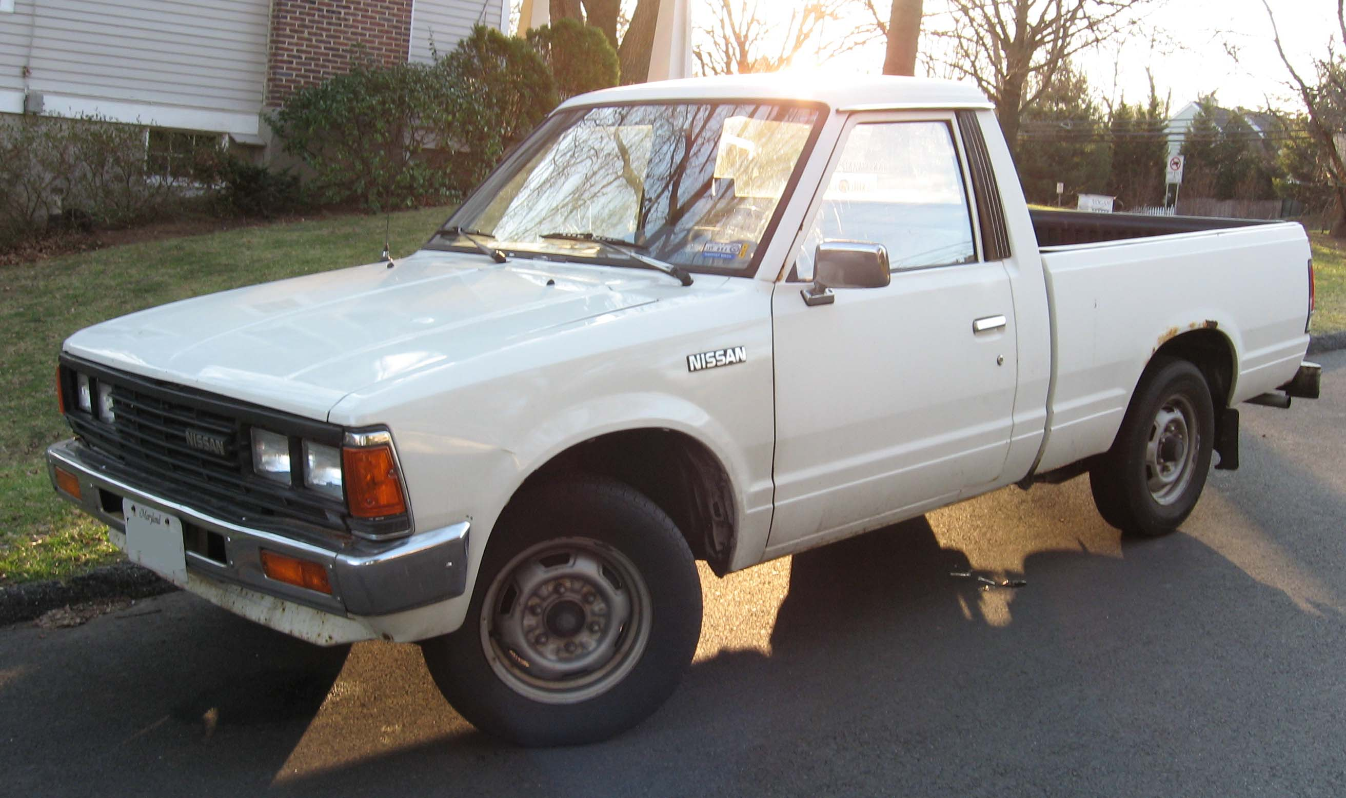 Nissan 720 4x4 For Sale Autos Post
