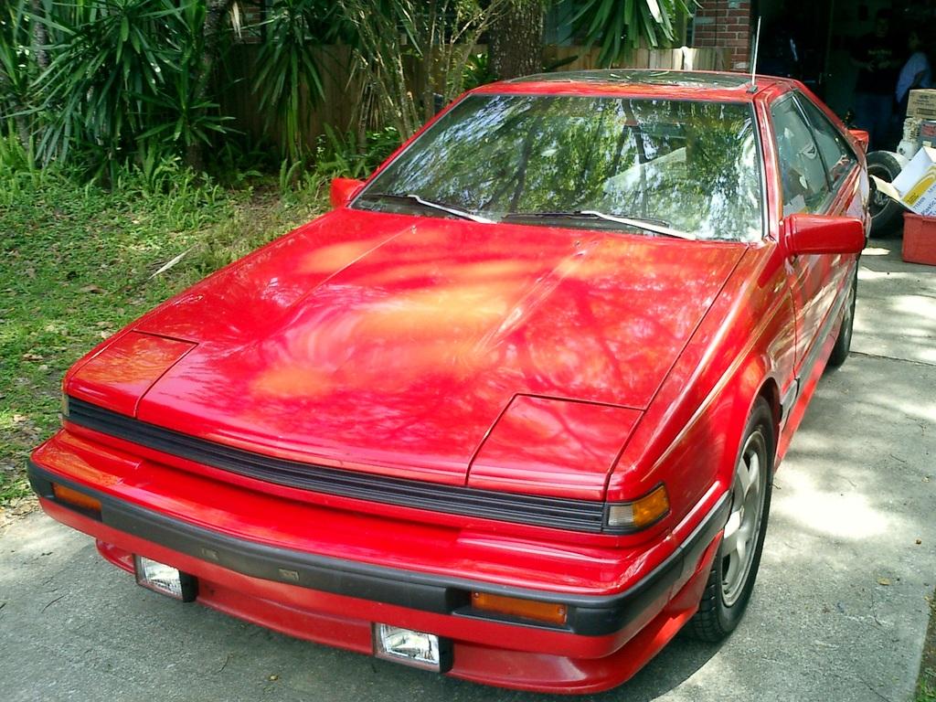 Nissan 200SX (1983–1988)