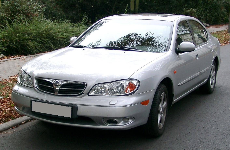 Nissan Maxima (2001)
