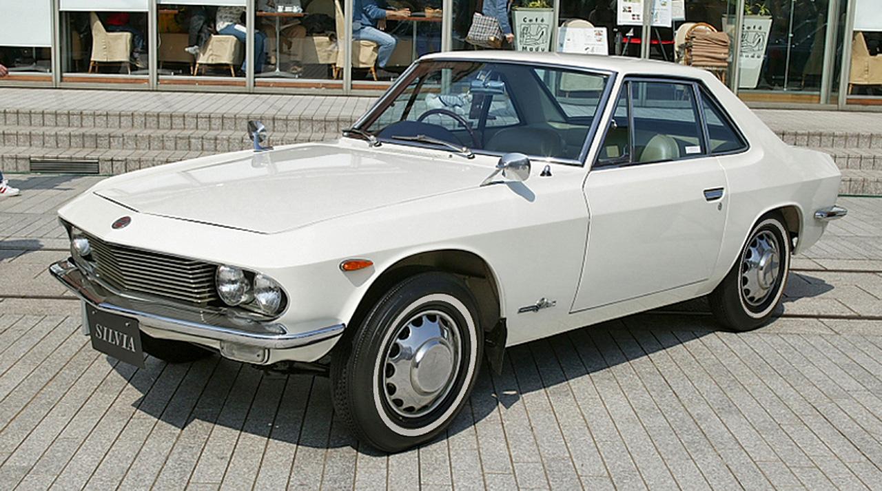 Nissan Silvia (1964–1968)