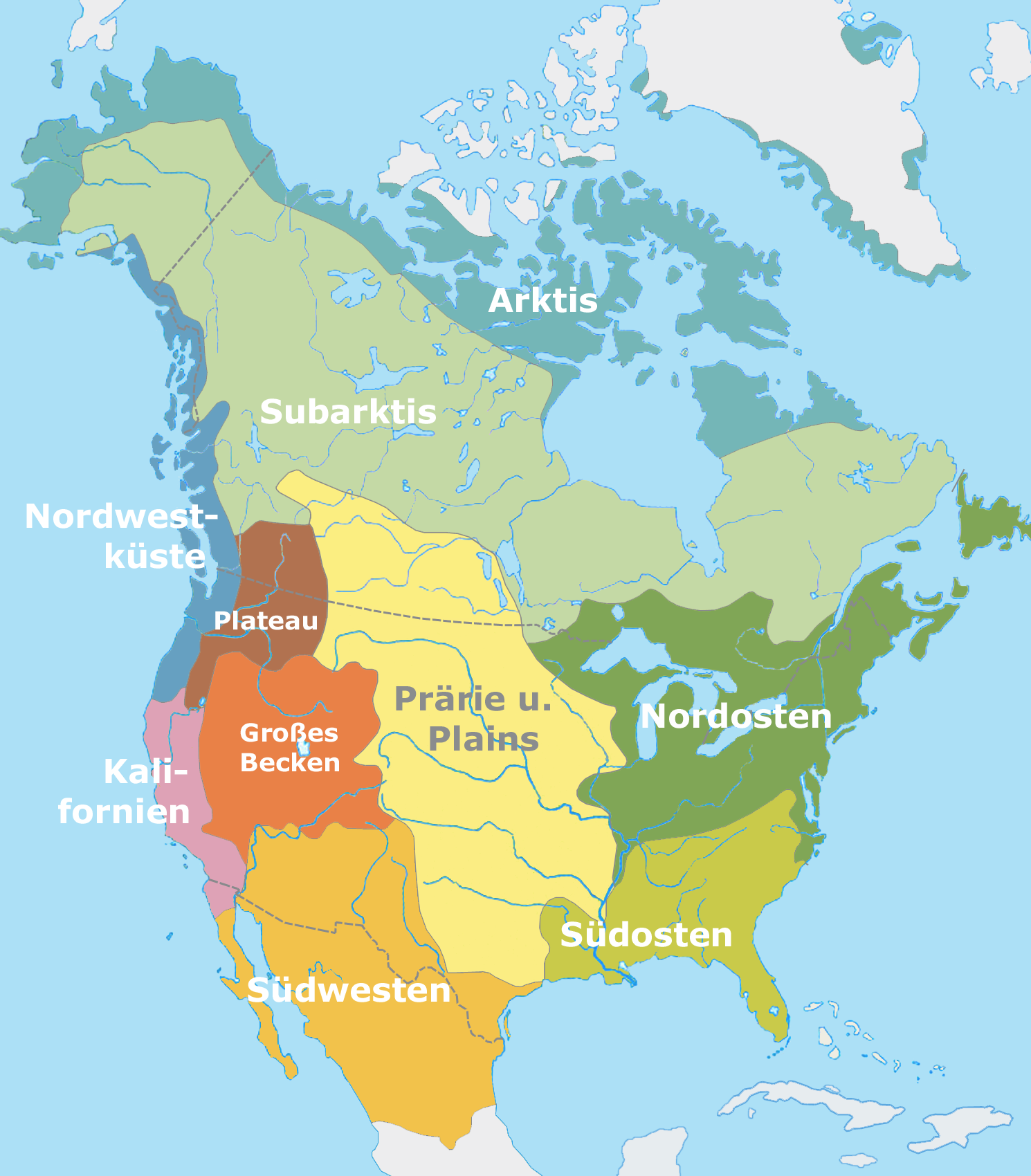 a study on the life of the subarctic indians in the canadian shield region Two-thirds of the province lies under the canadian shield and the ontario region became a vital (1986) gp de t glazebrook, life in ontario: a.