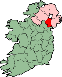 County Armagh in Nordirland