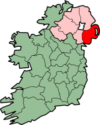 County Down in Nordirland
