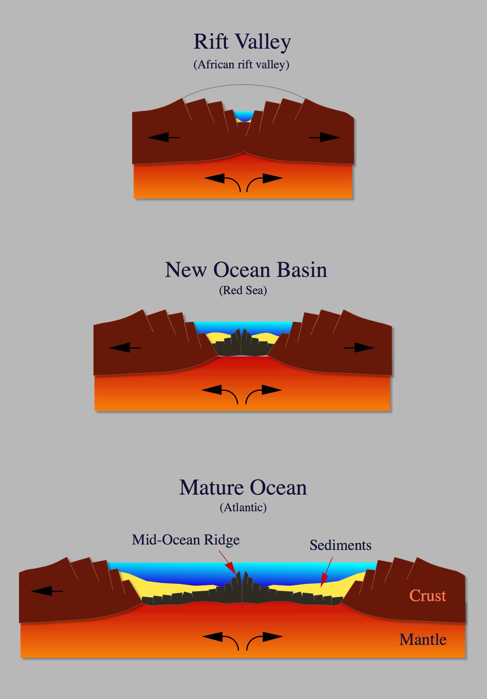 Ozeane.