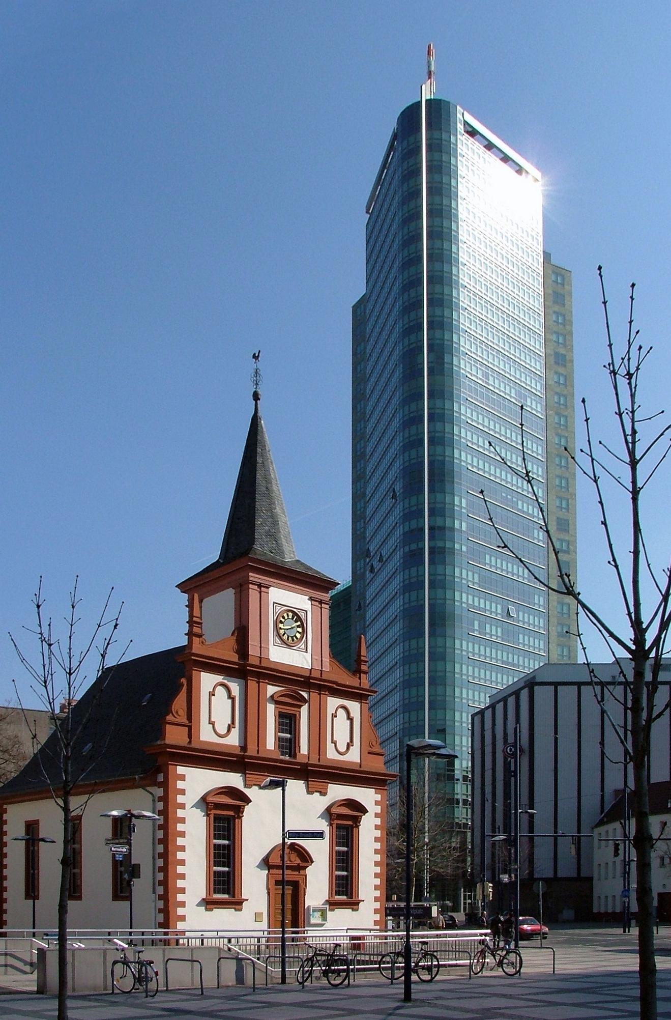 Franz sisch reformierte kirche offenbach am main for Werbeagentur offenbach am main