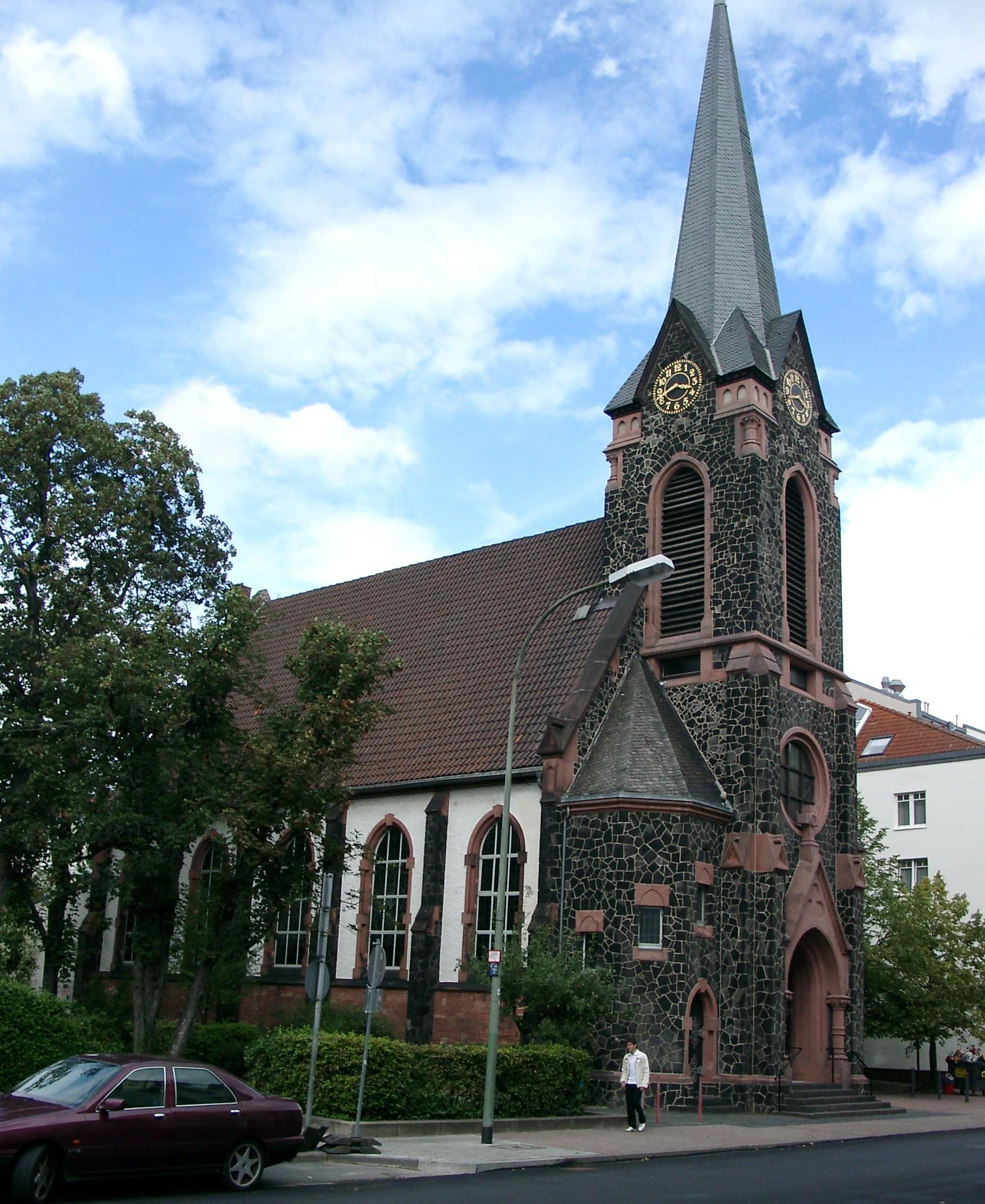 liste von kirchen im katholischen bistum der alt katholiken in deutschland. Black Bedroom Furniture Sets. Home Design Ideas