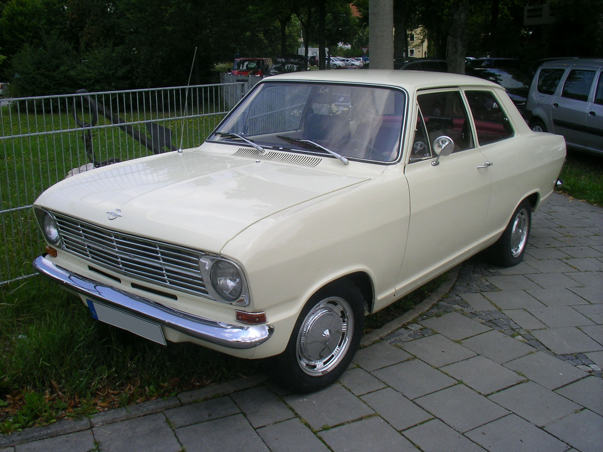 Opel Kadett B Limousine