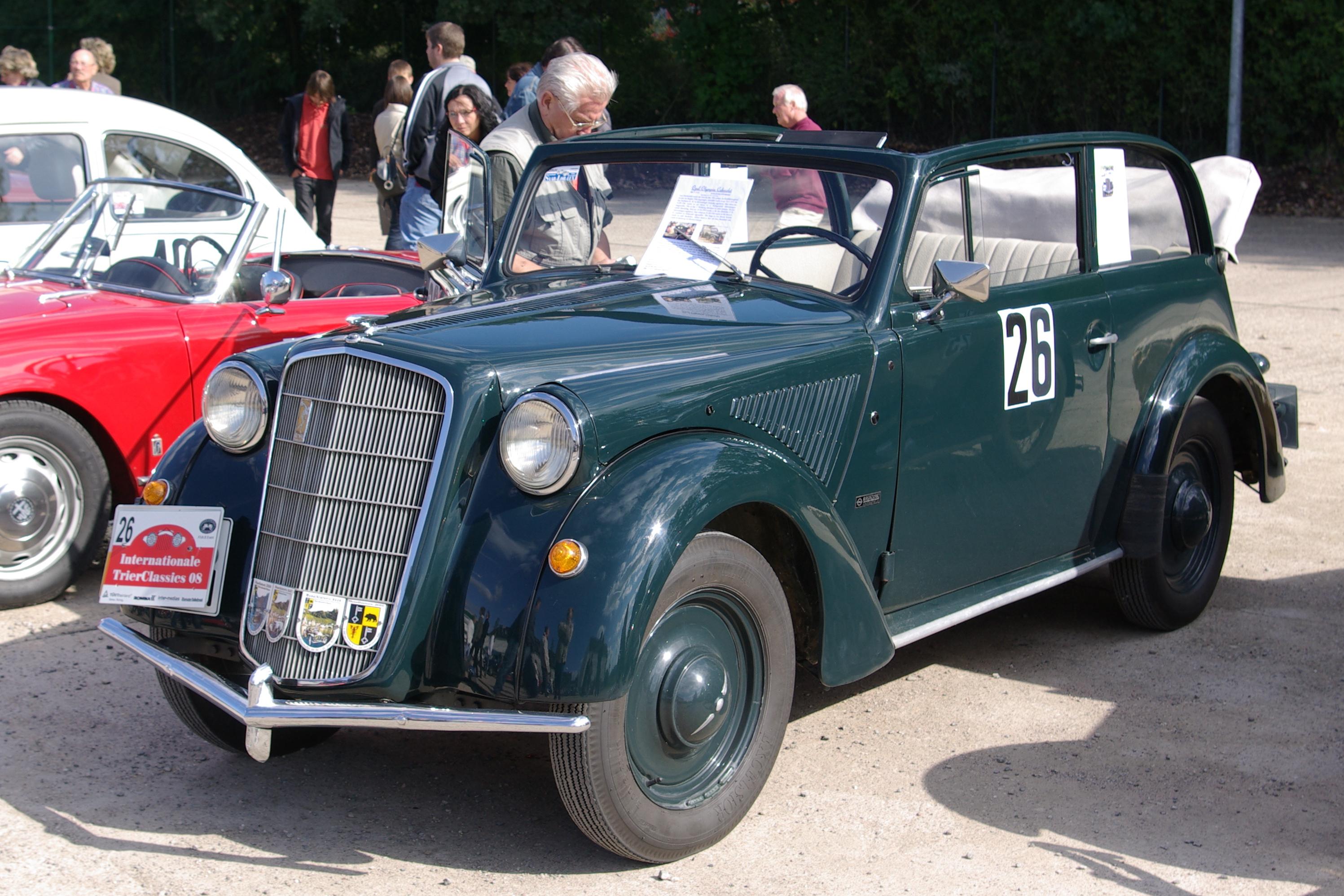 Opel Olympia (1935?1937)