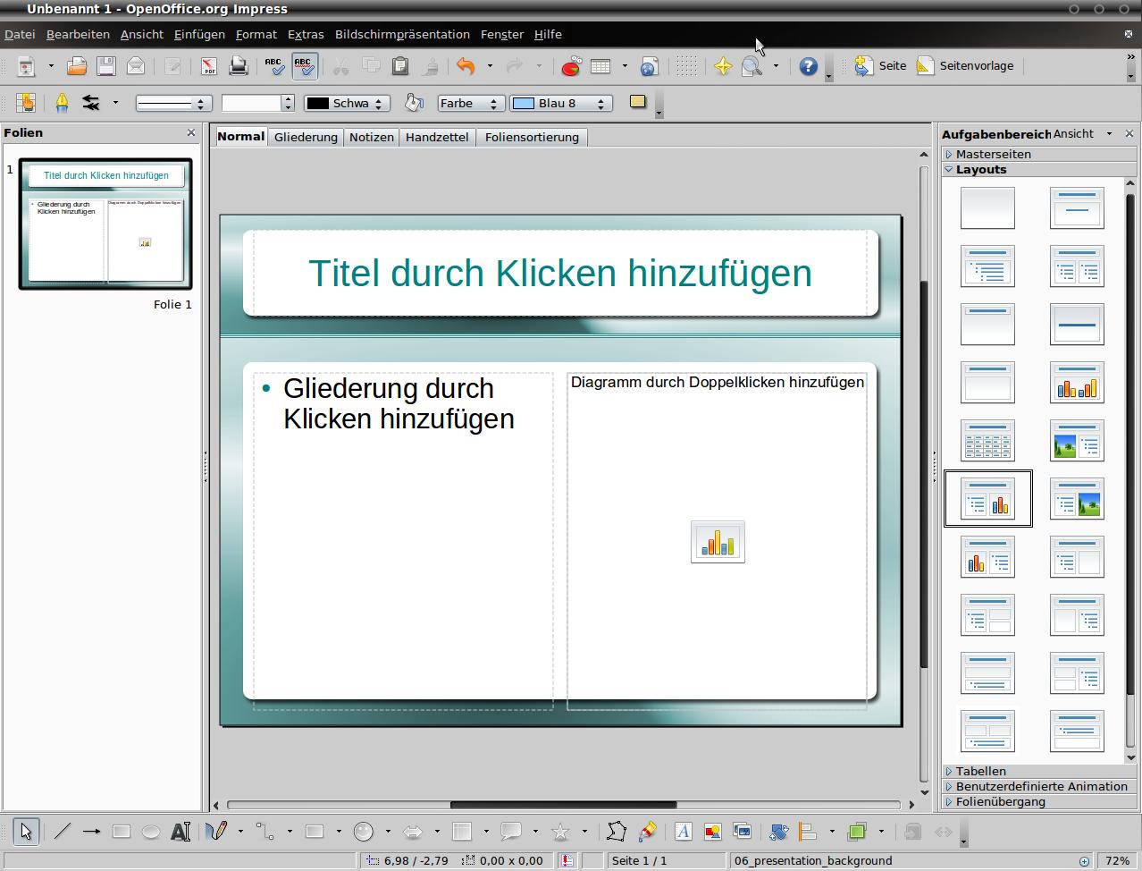 Open Office Installationsanweisungen Für Linux