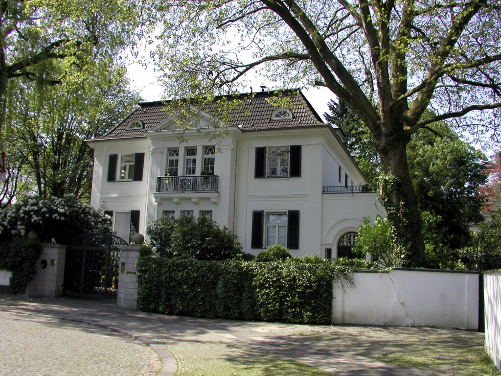 villa bauen