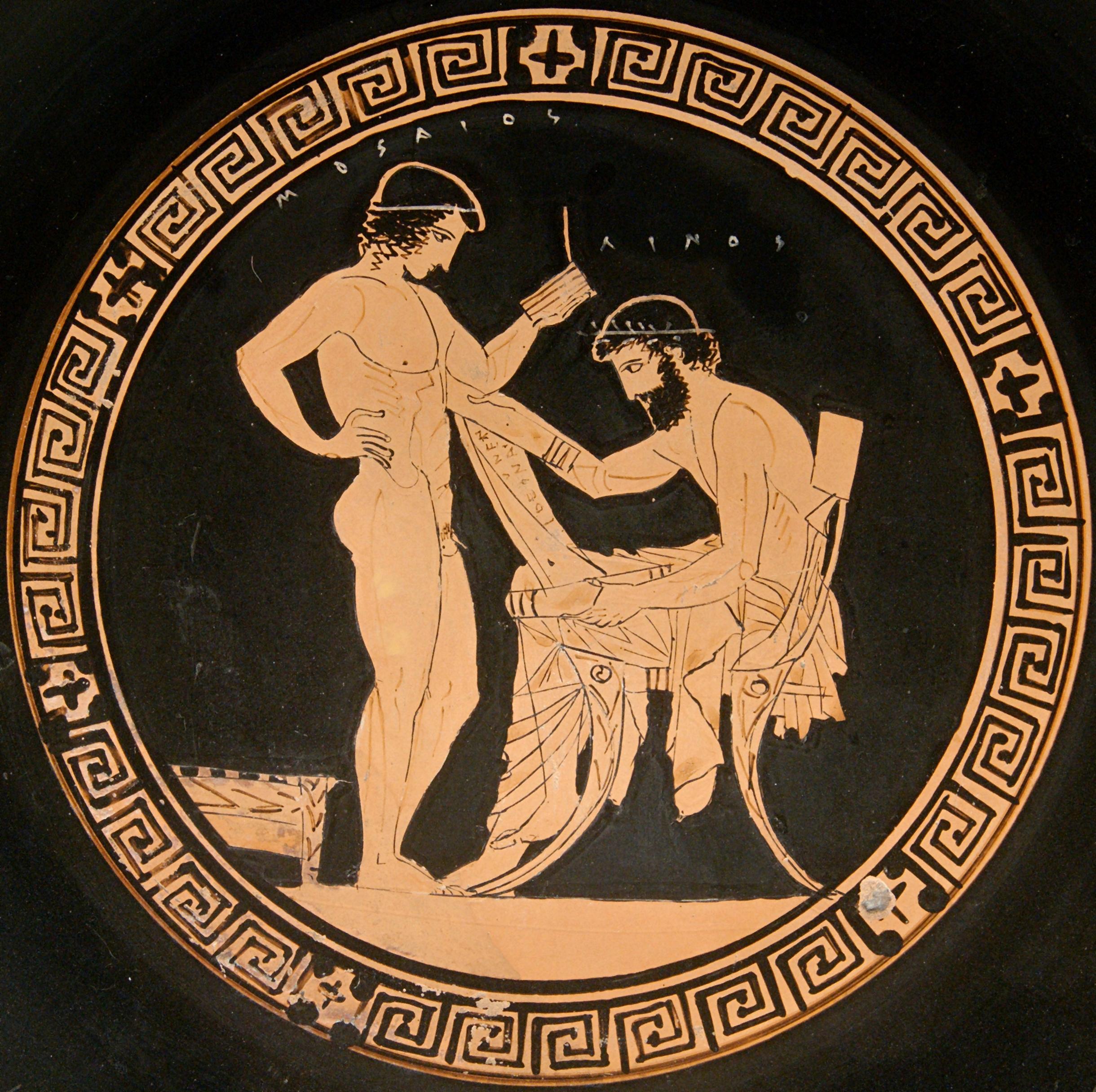 Как врут о гомосексуализме в Древней Греции Гомопропаганда врёт о
