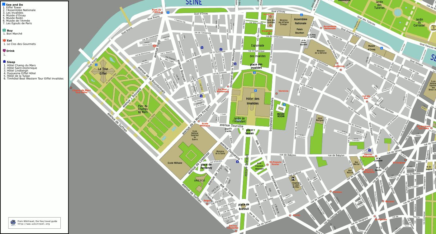 Hotel De Lille Louvre Parigi