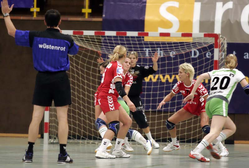 Zeitspiel Handball