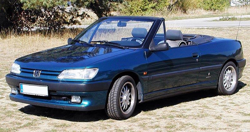 Return to Peugeot 306 Cabriolet …