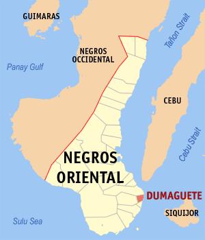 Ph_locator_negros_oriental_dumaguete - Typhoon Pablo's wrath (photos) - Philippine Business News