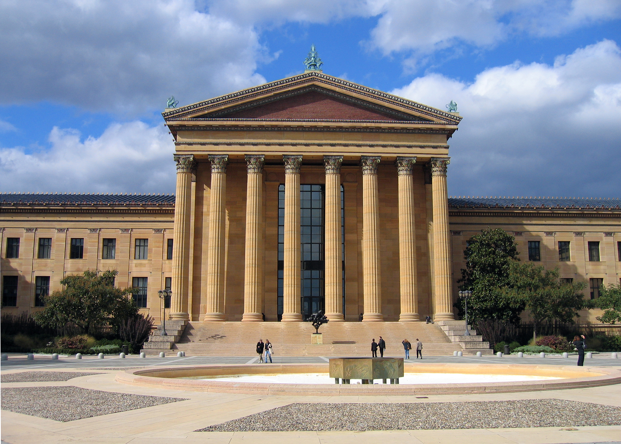 Museum Of Arts And Design Hours : Philadelphia museum of art museums to visit before