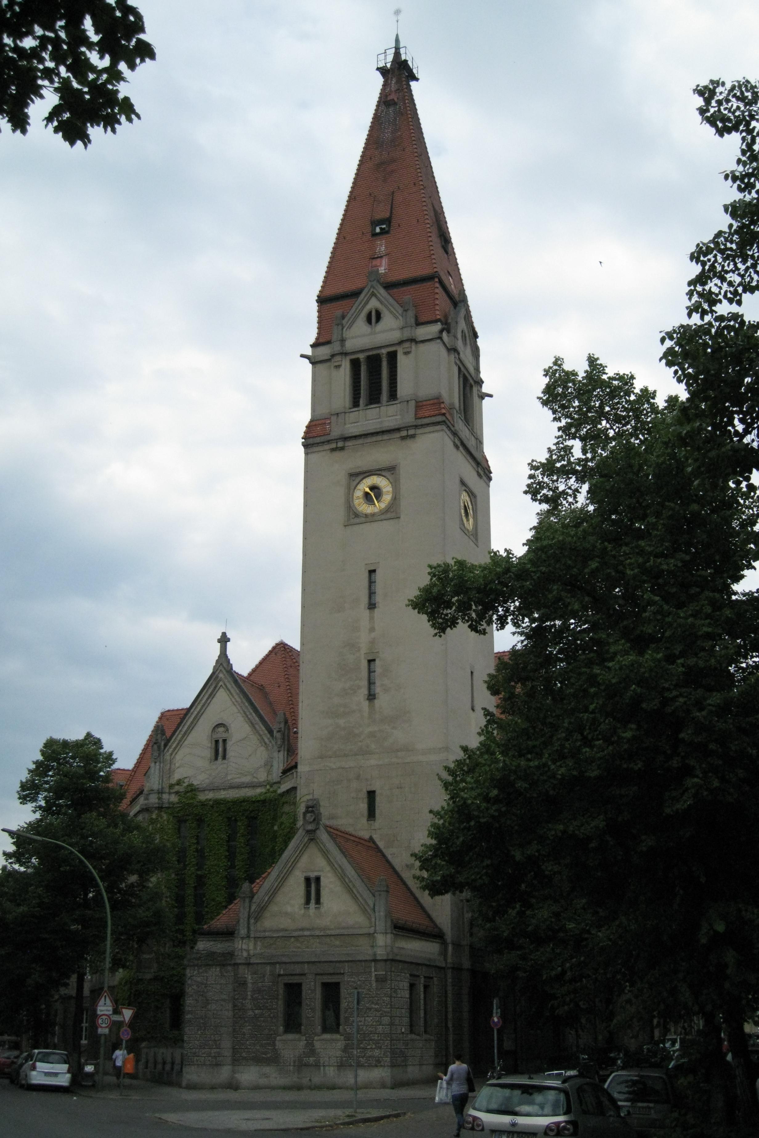 Philipp-Melanchthon-Kirche (Berlin-Neukölln)