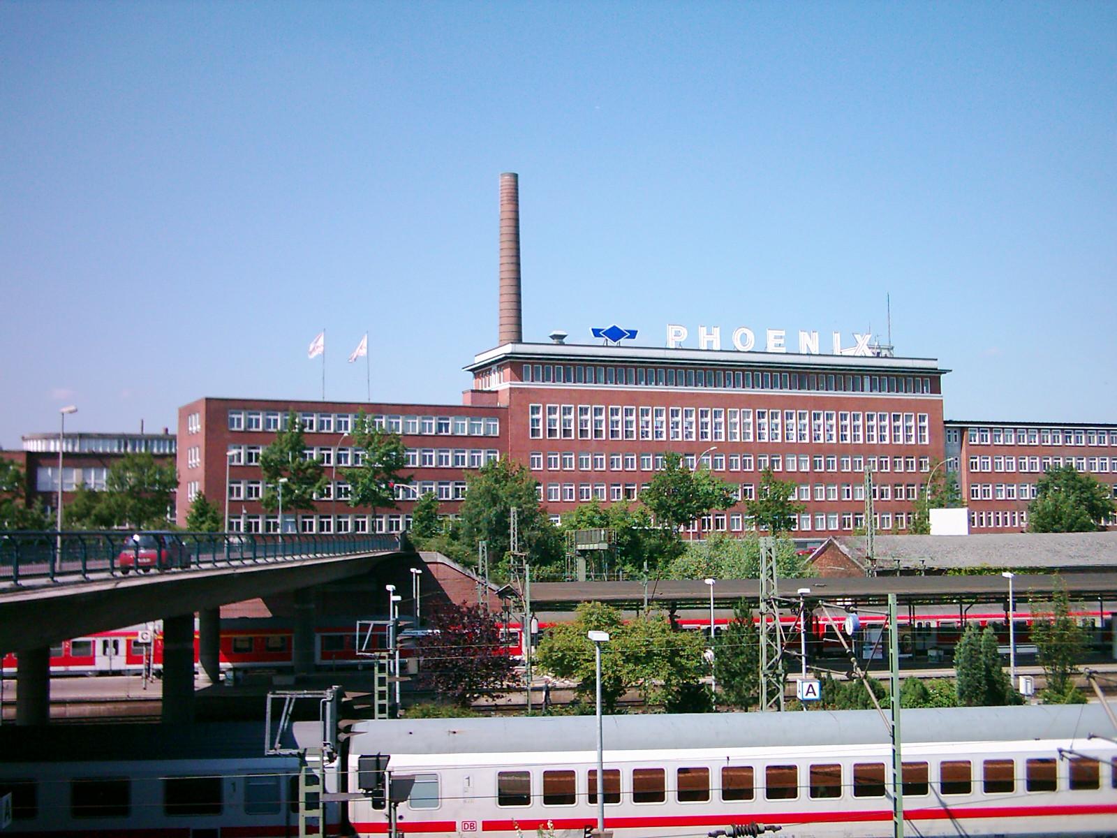 Bahnhof Hamburg Harburg