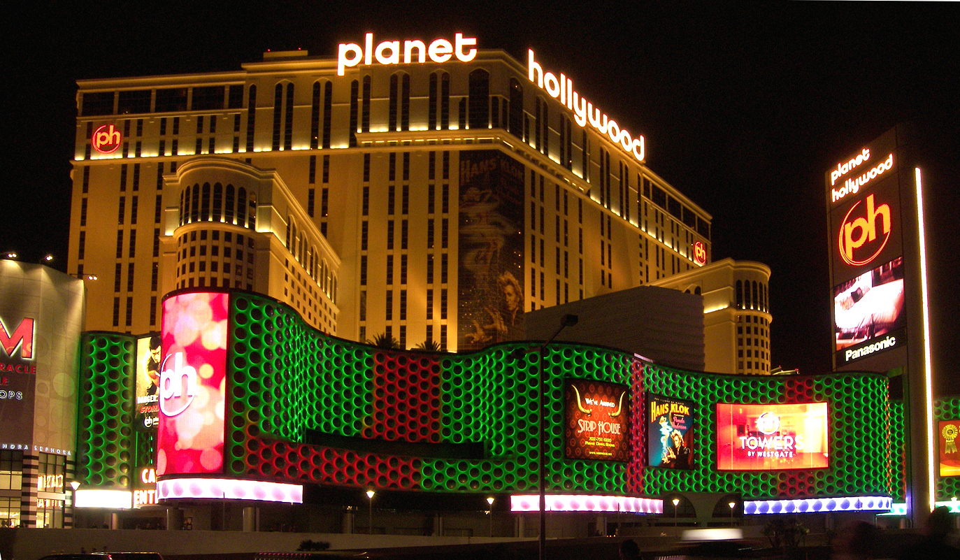 casino planet hollywood