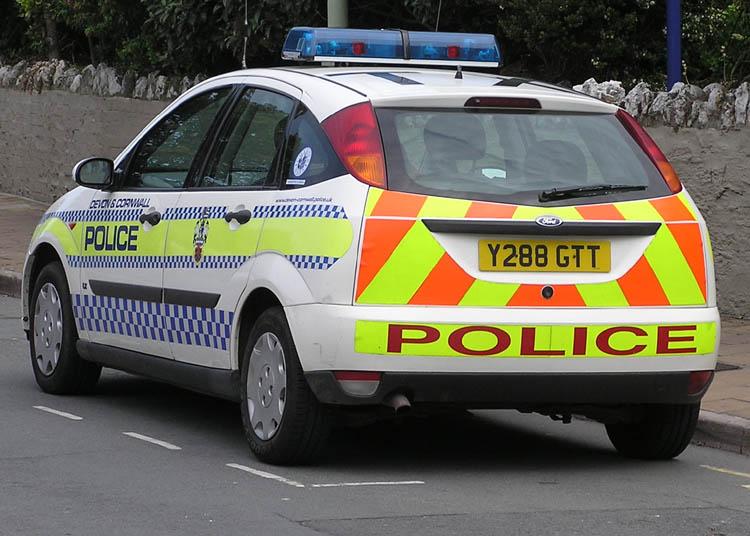 Britische Polizei Dienstgrade