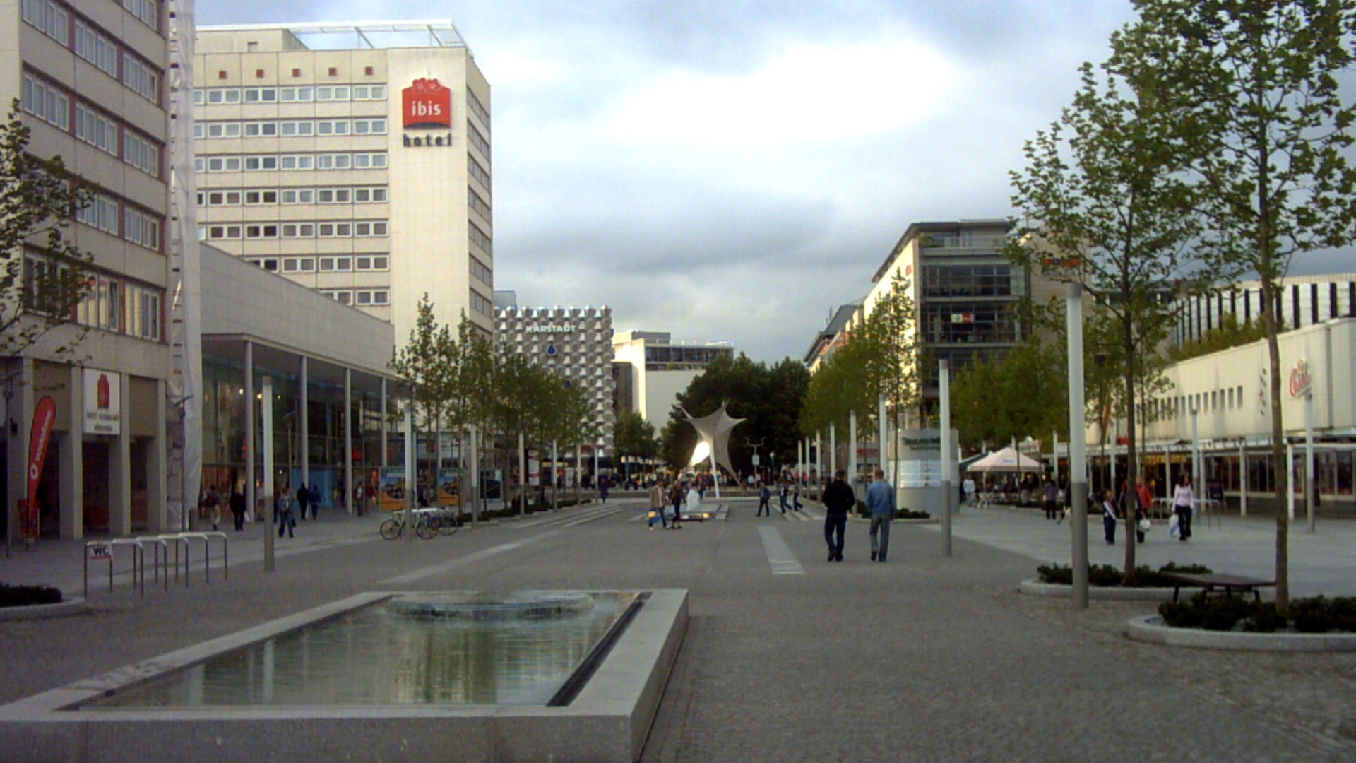 Pragerstrasse Dresden