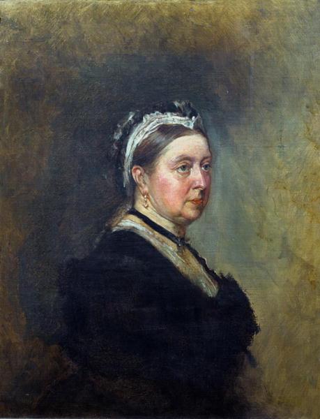 Briefe Queen Victoria : Königin victoria