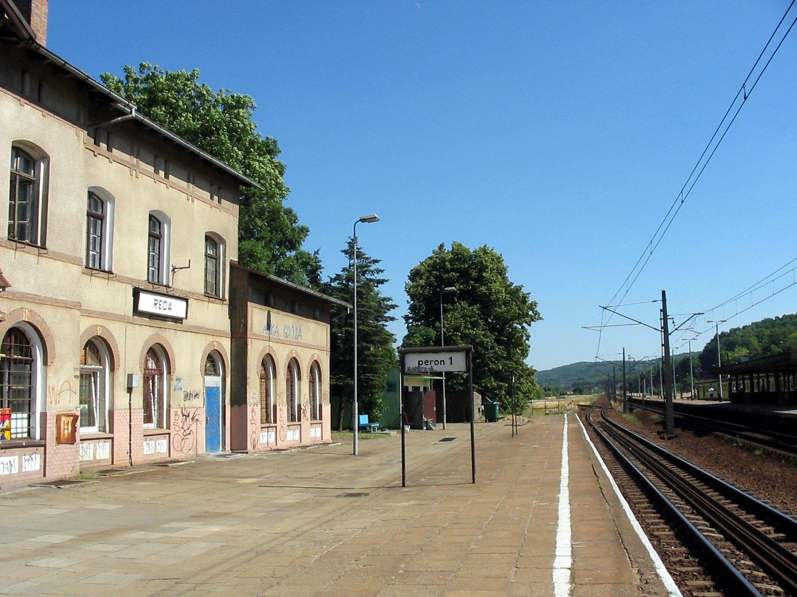 Reda Poland  city photos gallery : Bahnstrecke Stargard Szczeciński–Gdańsk