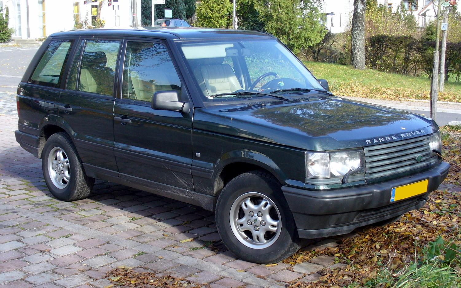 how to drive a p38a range rover