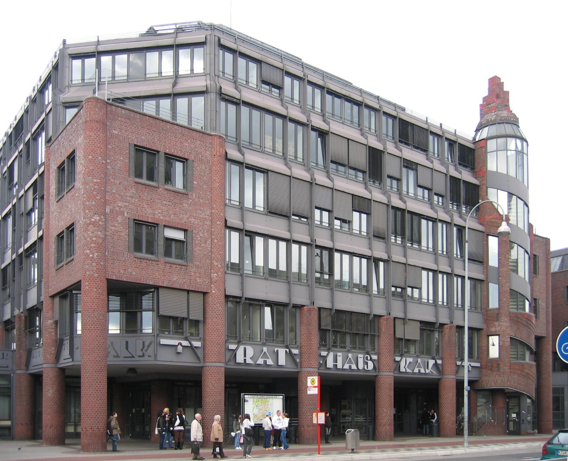 Bezirksrathaus Köln Innenstadt