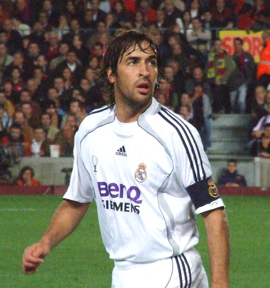Real Madrid Deutsche Spieler