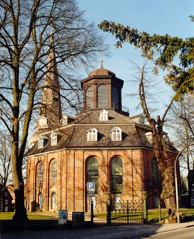 Rellingen Kirche