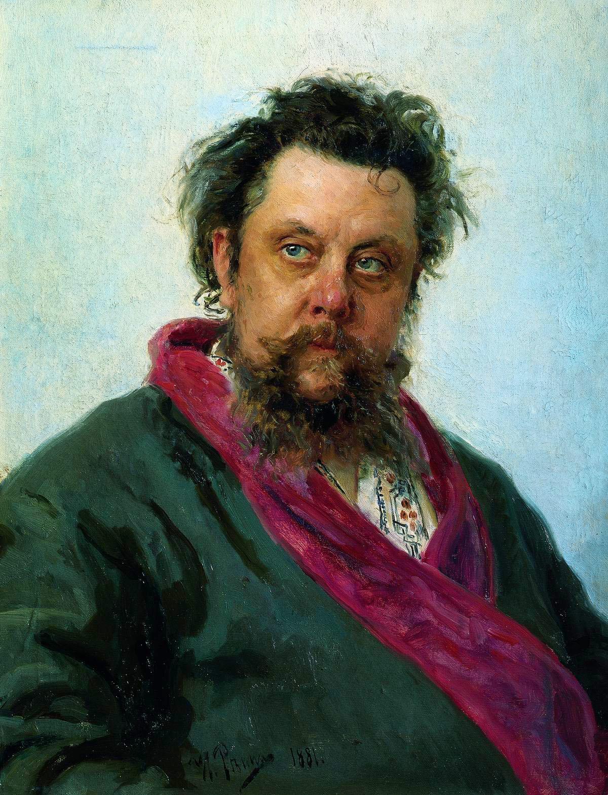 Modest Mussorgski