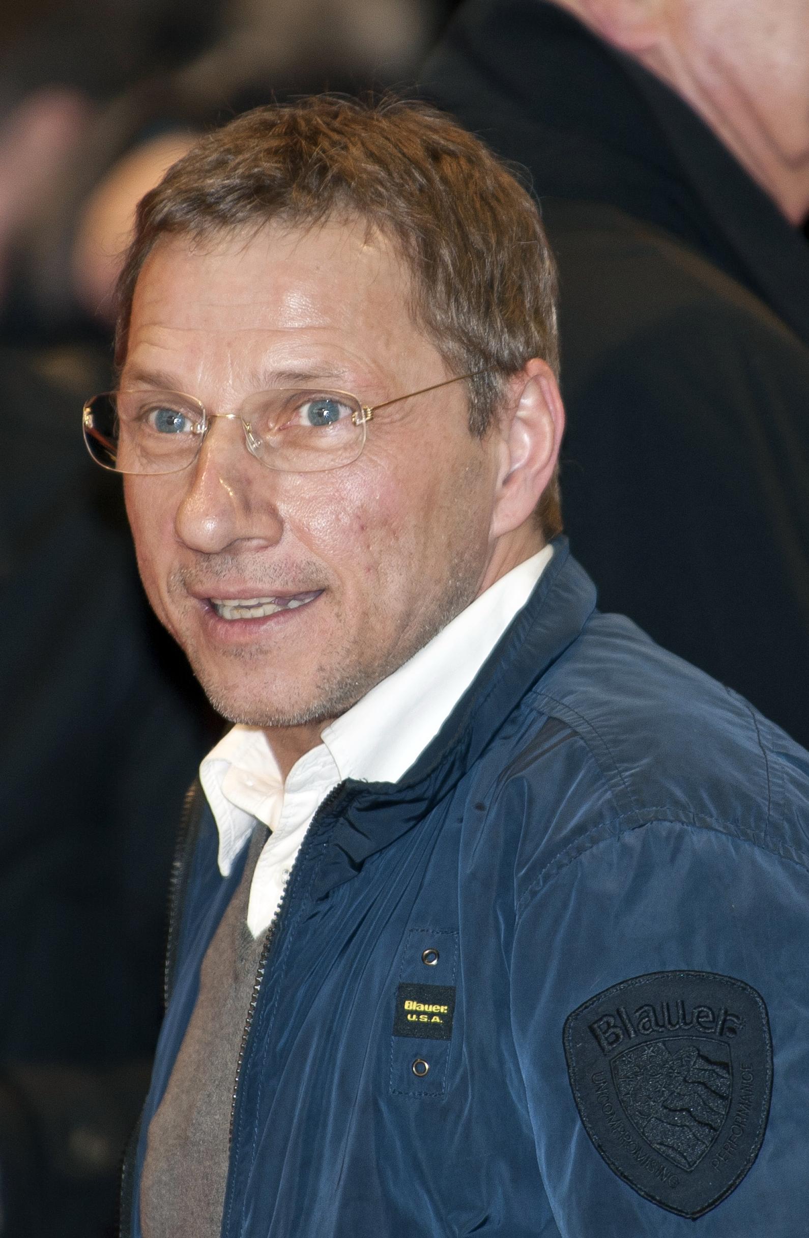 Kriminalhauptkommissar Thorsten Lannert und Kriminalhauptkommissar ...