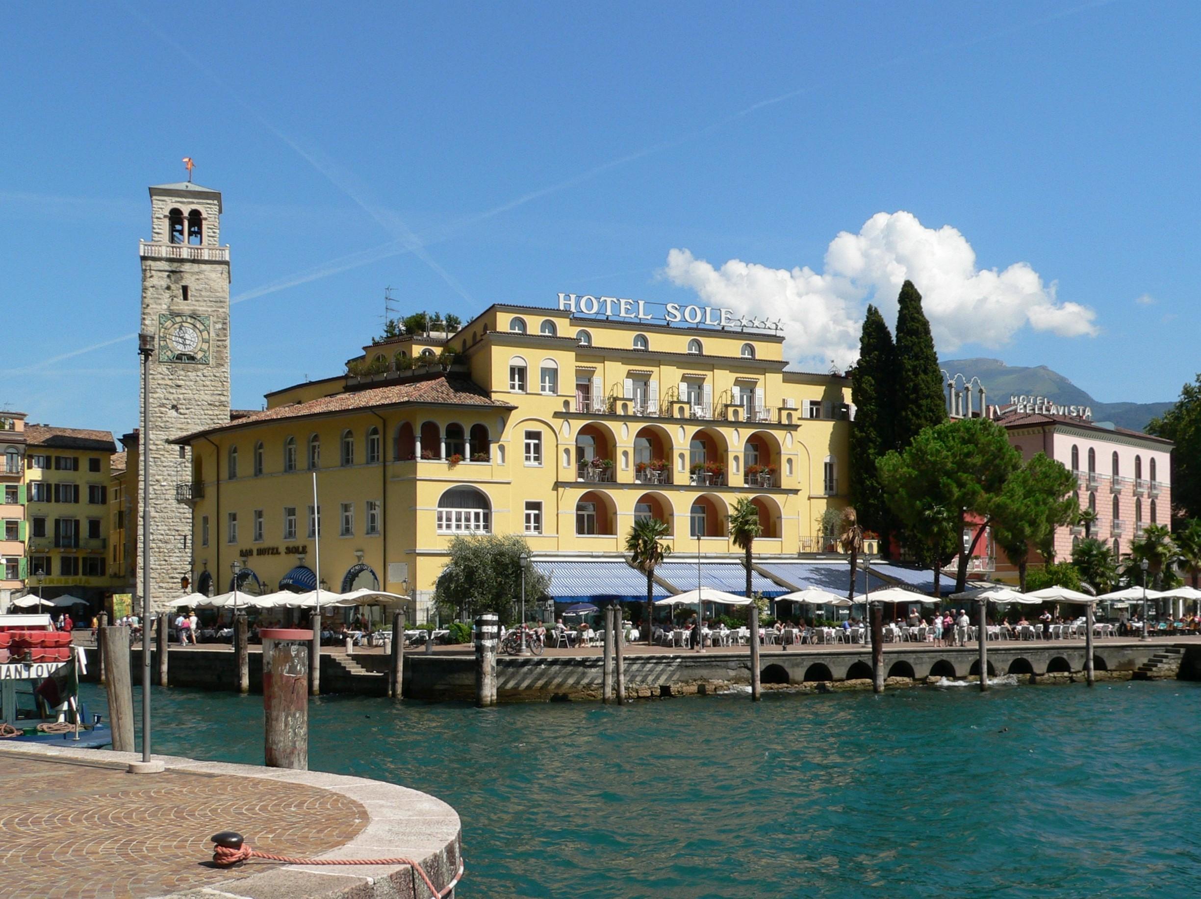Hotel Riviera Riva Del Garda Tn Italien