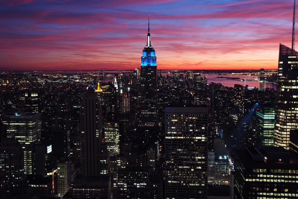 Liste der h chsten geb ude in new york for Immagini grattacieli di new york