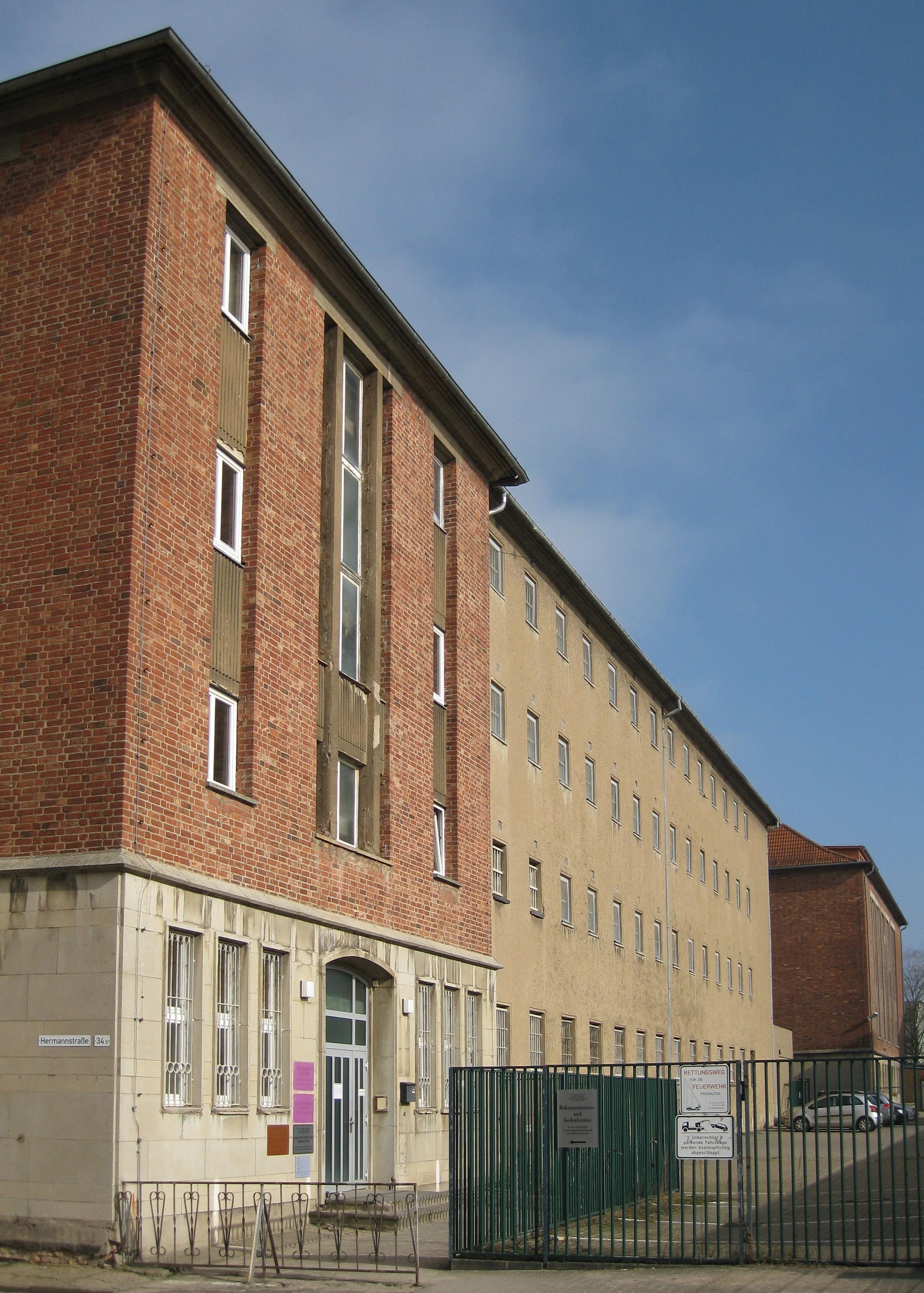 Stasi Gedenkstätte Rostock