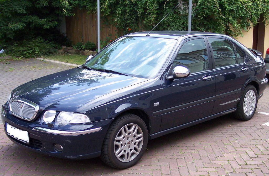 Фото Rover 45,Доска объявлен…