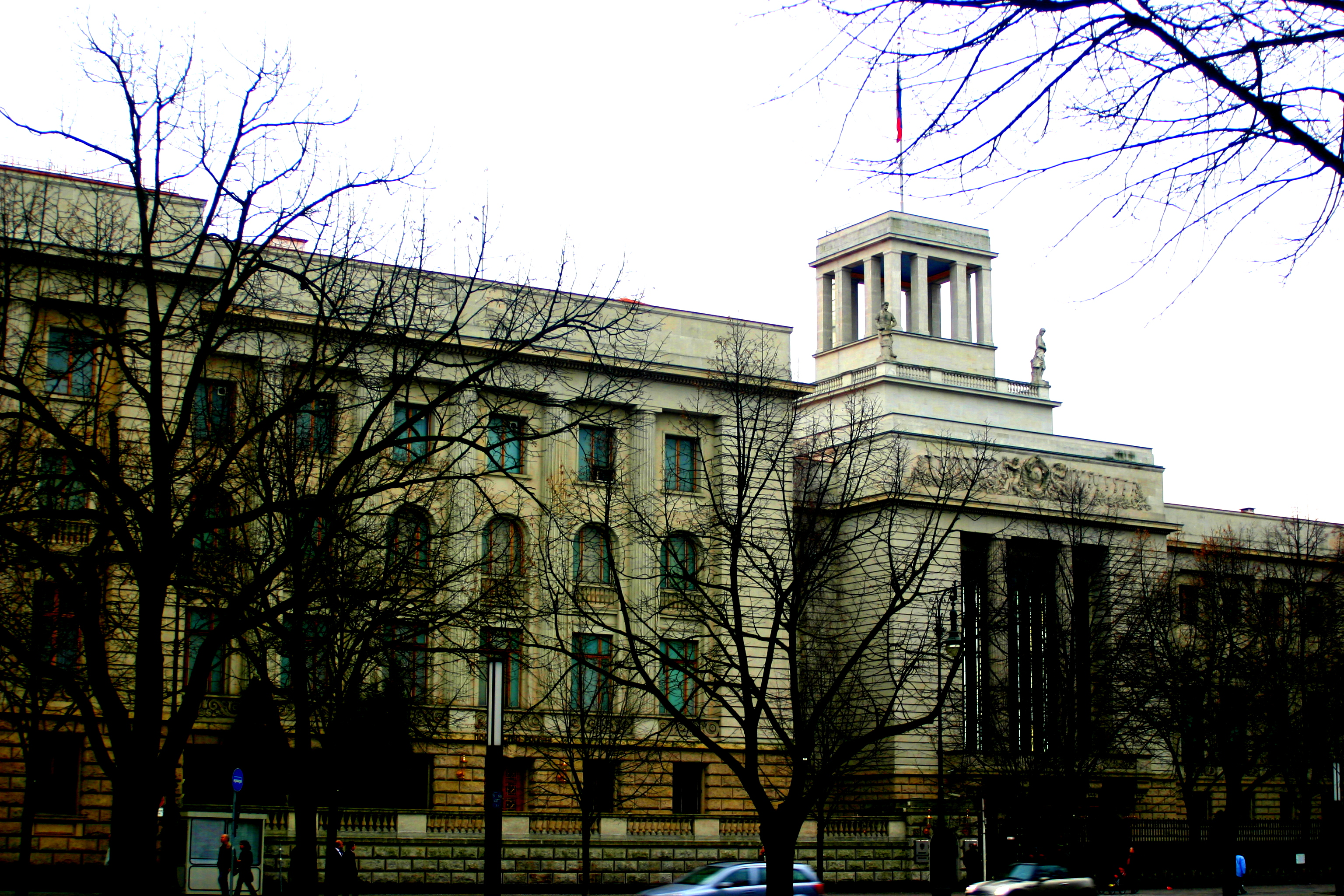 Embassy In Bonn Russian Embassy 34