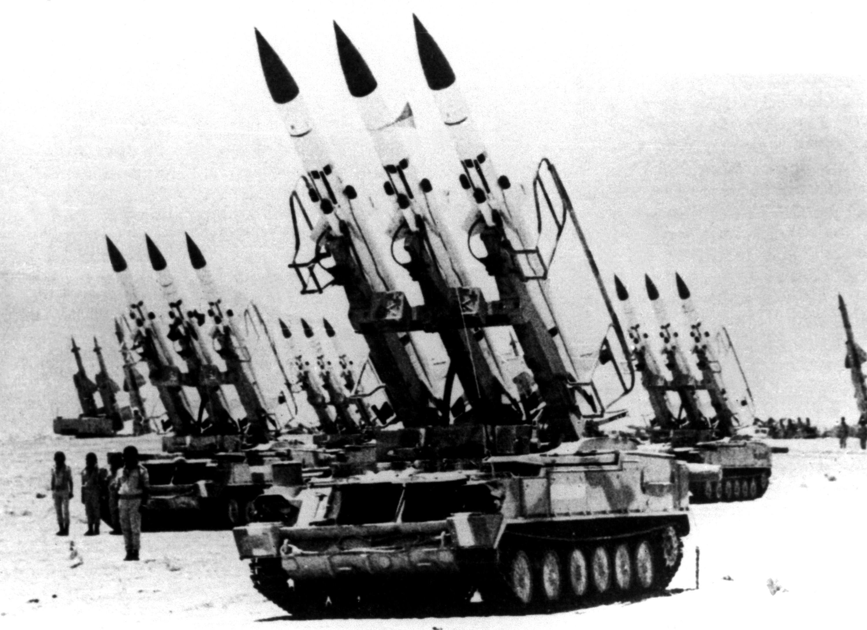 الصفقات العسكرية العربية بالكامل من ( 2004 : 2013 )  - صفحة 2 SA-6_Gainful_SAM_