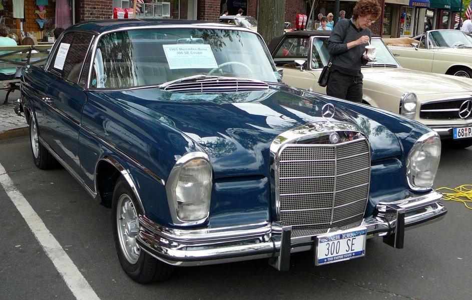 Mercedes Miniature Sl
